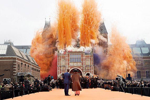 Opening Rijksmuseum